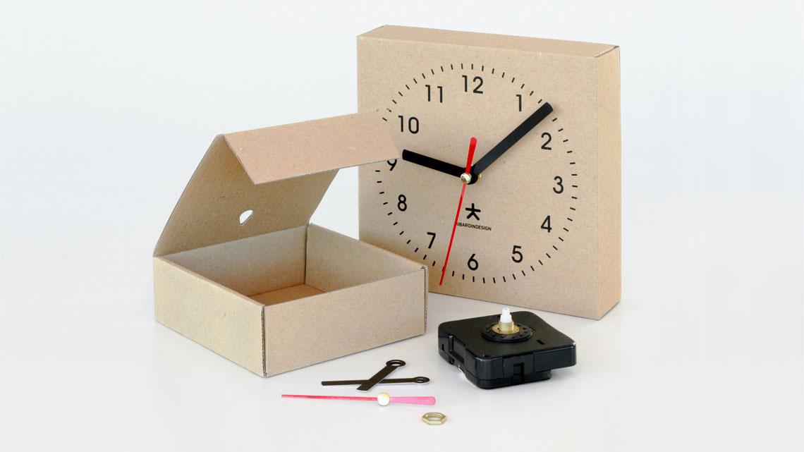 Как сделать часы из картона со стрелками своими 374