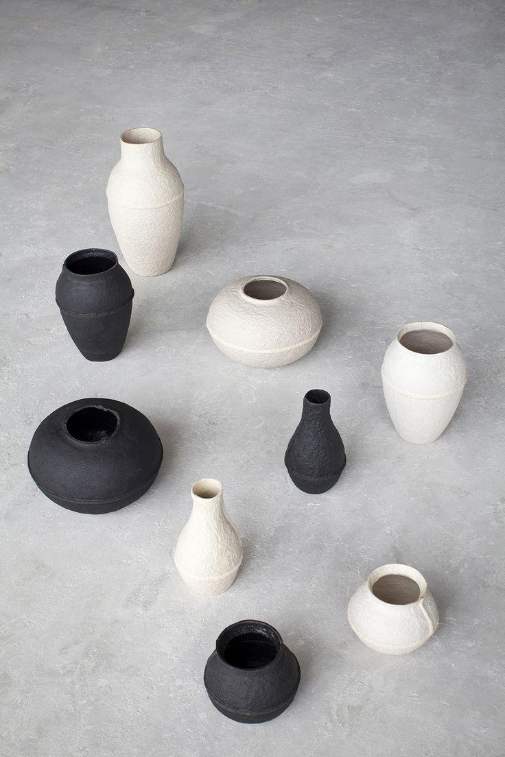 Paperpulp Vases_3
