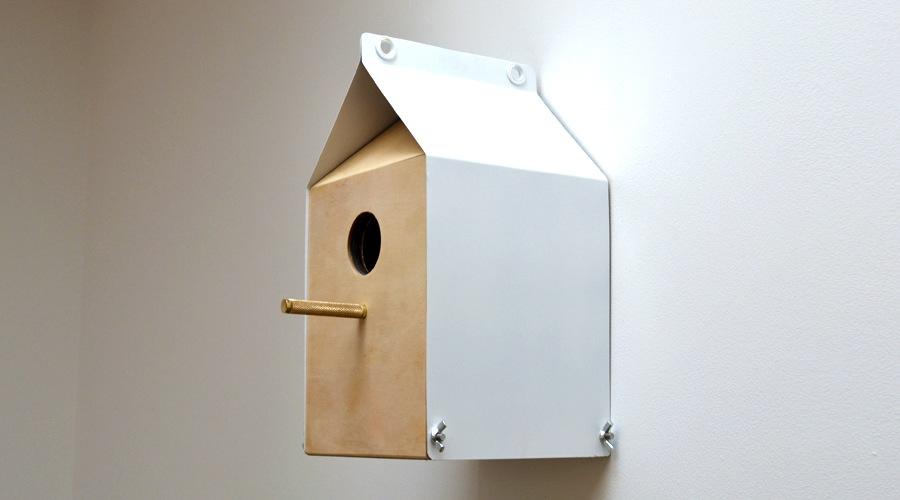 Milk Carton Inspired Birdhouse_1