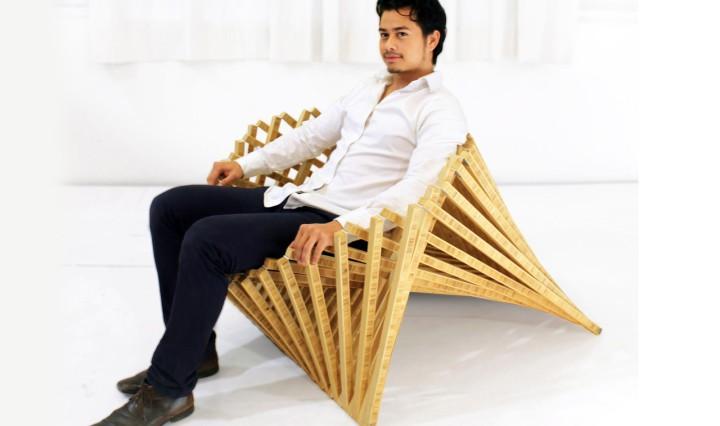 Rising Furniture - Robert van Embricqs