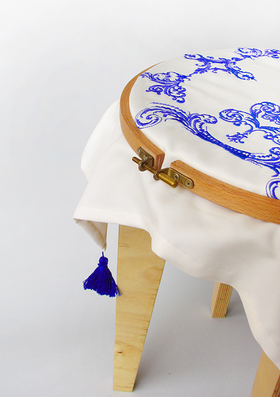 Embroidery Stool_3